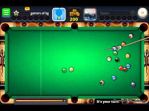 gamers of bg 8ball pool