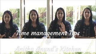 Time Management Tips - Tamil Commentary