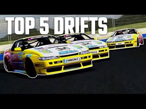 Top 5 Drifts Of The Week (2018 Week 3) ITS BACK!!!