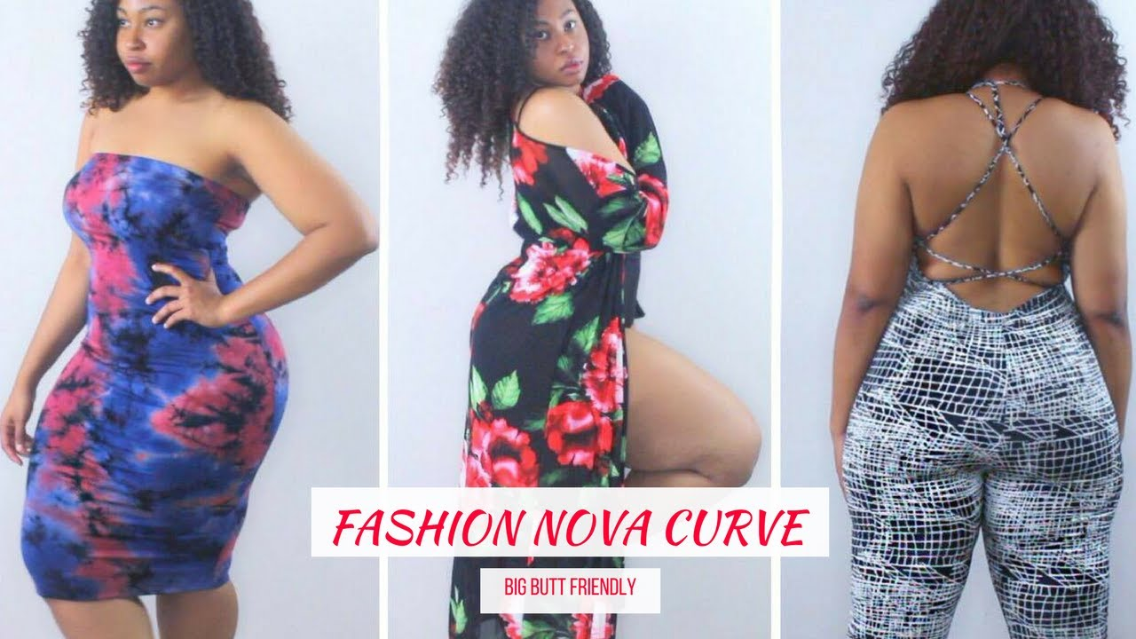 Summer Trends Fashion Nova Curve Haul Big Butt Friendly