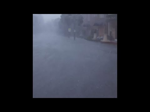 Charleston, S.C. Submerged by Irma Flooding