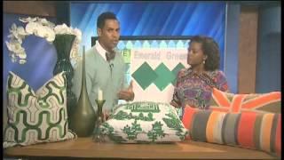 Chet Pourciau On Fox 8 -  Fall Color, Emerald Green