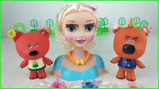 Кеша Хочет Быть СТИЛИСТОМ Салон Красоты Мимимишки Мультики с игрушками для детей