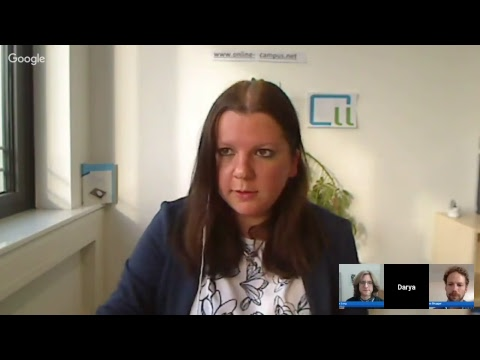 Onlinestudium am Learning Lab der Uni Duisburg-Essen #interview #live