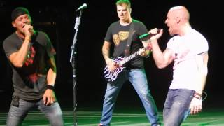 3 Doors Down & Daughtry Kryptonite Canandaigua NY July 16, 2013