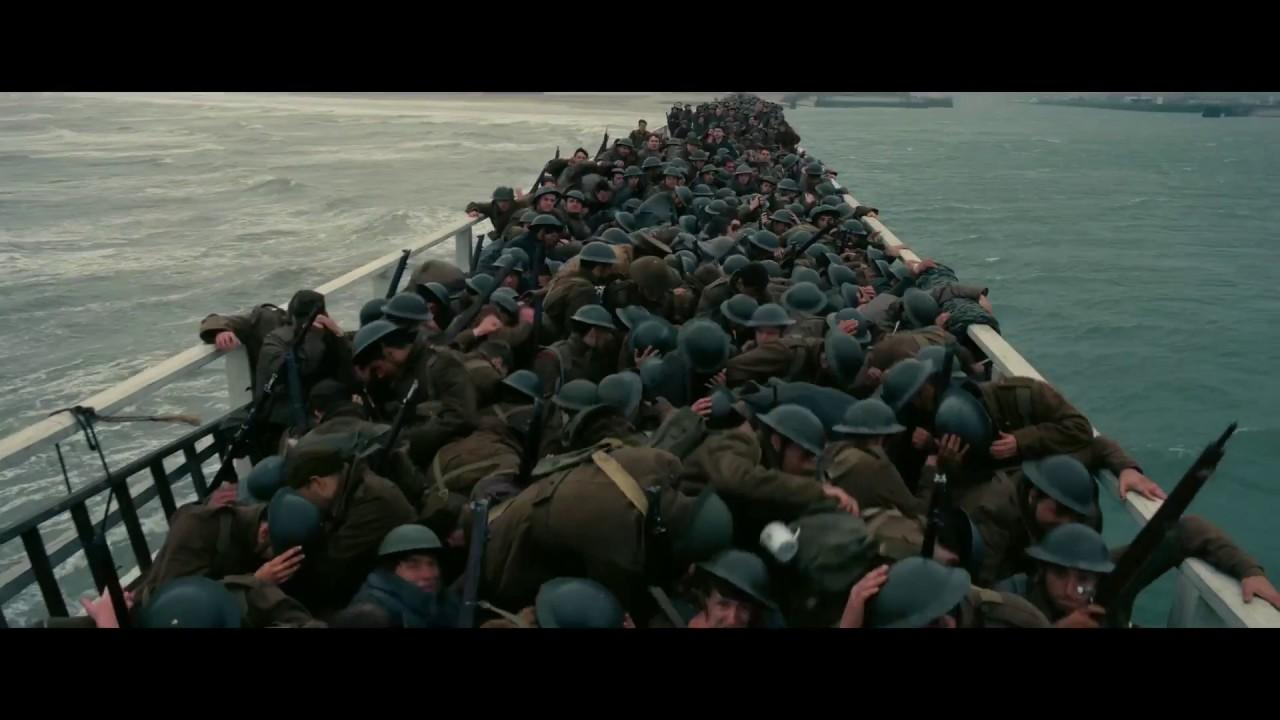 Dunkerque Trailer Espa Ol Hd Youtube