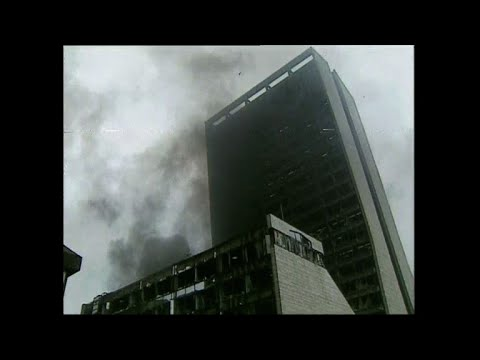 20 Years Ago, US Embassies In East Africa Attacked