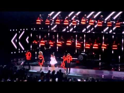 Bang Bang  at the 48th Annual CMA Awards  Ariana Grande & Little Big Town