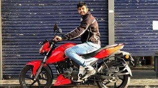TVS Apache 160 Road Test - Best 160cc Bike | Faisal Khan