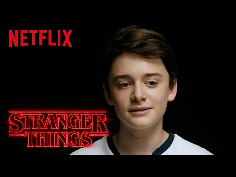 Stranger Things: Spotlight  Noah Schnapp  Netflix
