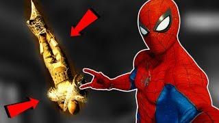 #7 Вот что будет если встретить Паука! Человек паук ps4  Прохождения игры Marvel's Spider Man