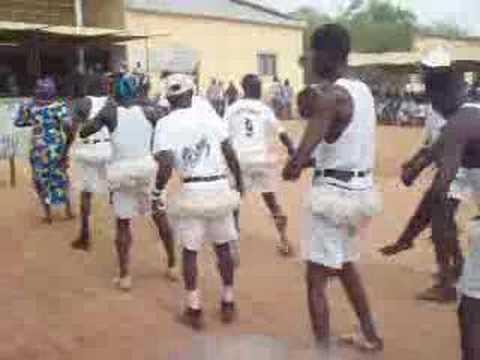 Moba Dancers, Togo