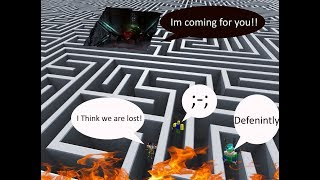 Lost in the Maze | Roblox The Labryinth (Part2)