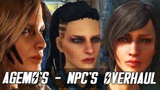 Fallout 4 - Agemo s NPCs - NPC Overhaul - Fallout Beauty Edition