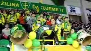 Žilina fans - Bubny