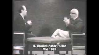 Buckminster Fuller - Best Interview (1974)