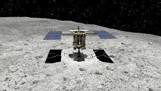 Hayabusa-2 verso l'alba del Sistema solare e ritorno