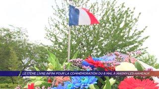 Yvelines | Le 17ème livre infini pour la commémoration du 8 Mai, à Magny-les-Hameaux