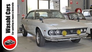 1970 Mazda Luce Rotary Coupe Super Deluxe RX87 - 13A/M13P/R130