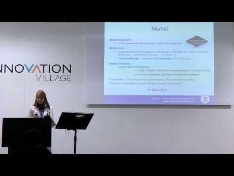 SEMICON Europa 2015 - Innovation Village - Analog Power Lab