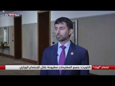 الإمارات: ملتزمون بأي قرار لتمديد خفض الإنتاج في أوبك  - 17:21-2017 / 5 / 24