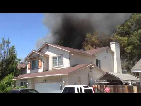 Fresno Fire - May 21, 2013