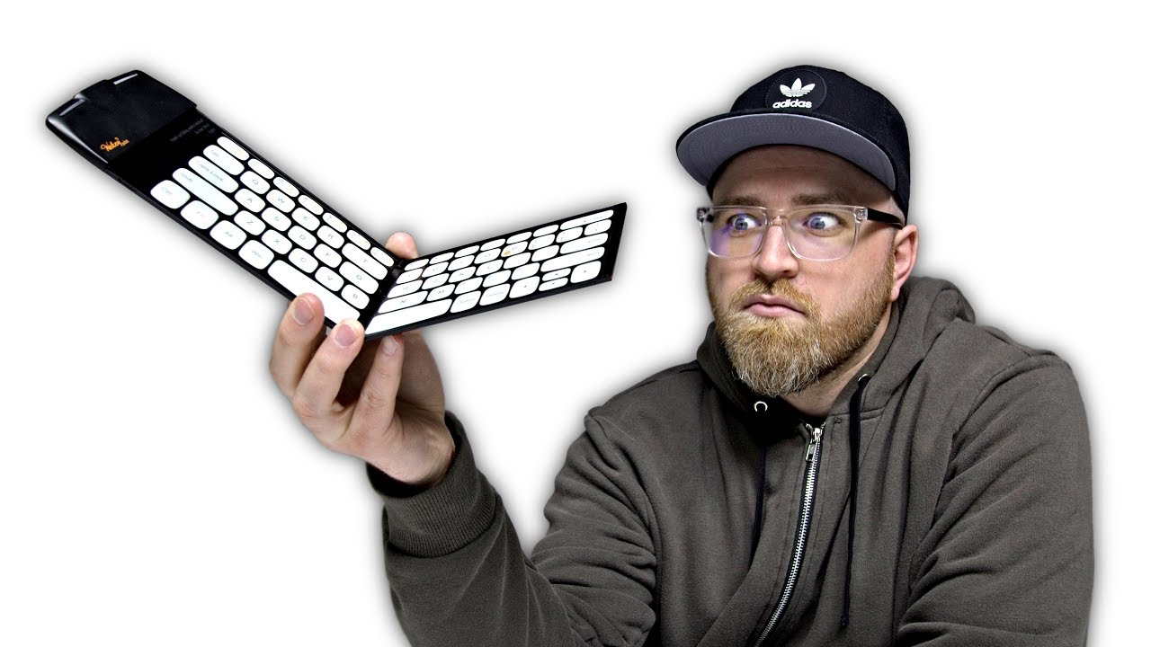 Unboxing The World's Thinnest Keyboard