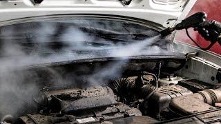 Limpeza de motor com vapor   Dicas Studio Automotivo