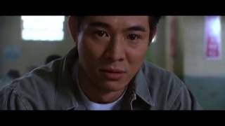Джет Ли (Хань Синг) сбегает из тюрьмы