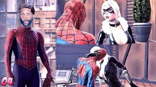 Spider-Man: Web of Shadows Walkthrough Gameplay Part 4 - She Wants the D