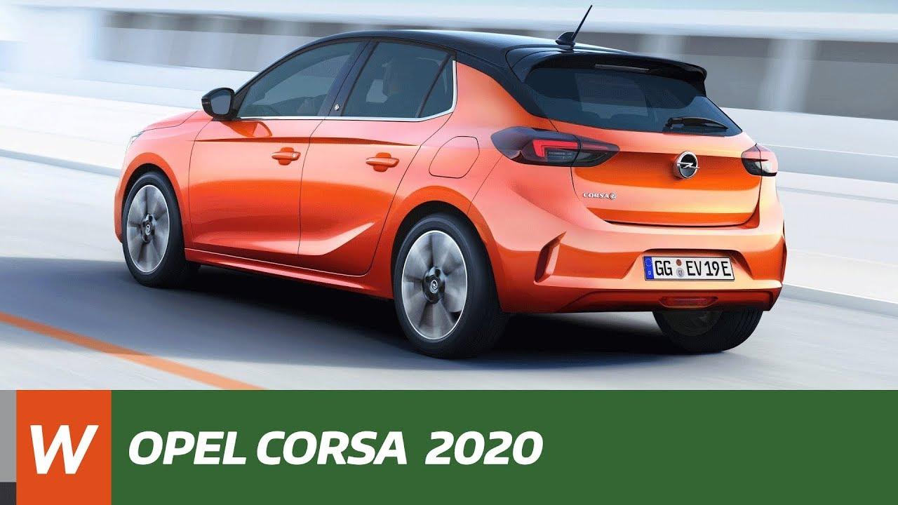 Opel Corsa 2020 Les Premi 232 Res Infos Youtube