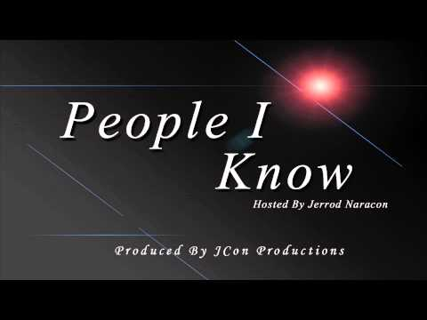 People I Know Podcast, Episode: 003 Charlotte's Web Cast 1