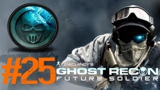 Ghost Recon Future Soldier Walkthrough #025 - Mission 9 - HD Gameplay No Commentary