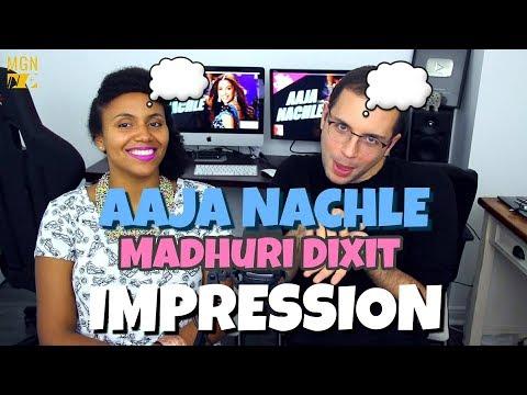 Aaja Nachle - Madhuri Dixit | Sunidhi Chauhan | IMPRESSION