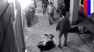 Rosja: dwóch twardzieli znokautowanych dwoma uderzaniami