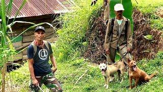 Tidak Memandang Status..!! Tentara Pun Juga Hobi Berburu Babi