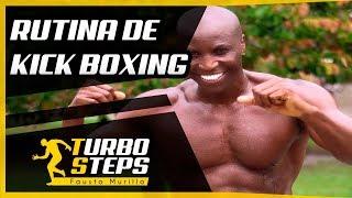 RUTINA DE KICK BOXING