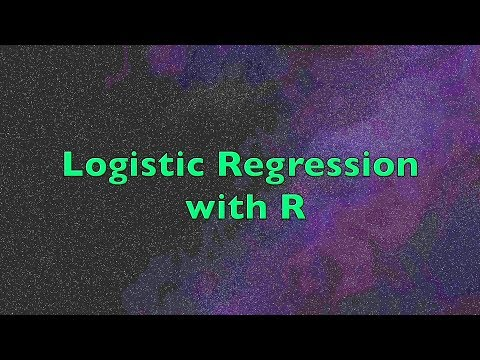 Logistic Regression with R: Categorical Response Variable at Two Levels