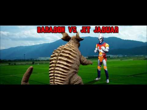 The Committee Reads - Match 72: Baragon (Showa) vs. Jet Jaguar