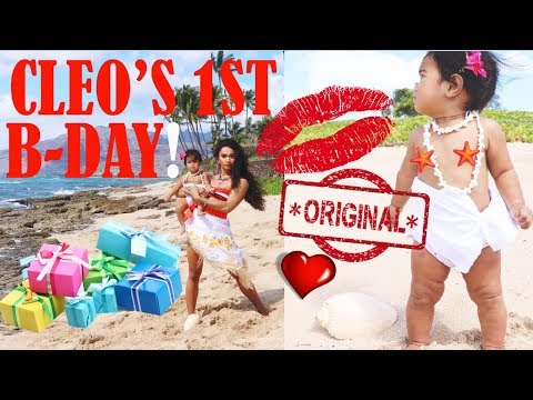 [FULL VIDEO] CLEO'S 1ST BIRTHDAY | A YEAR IN REVIEW - BRETMAN ROCK AND CLEO