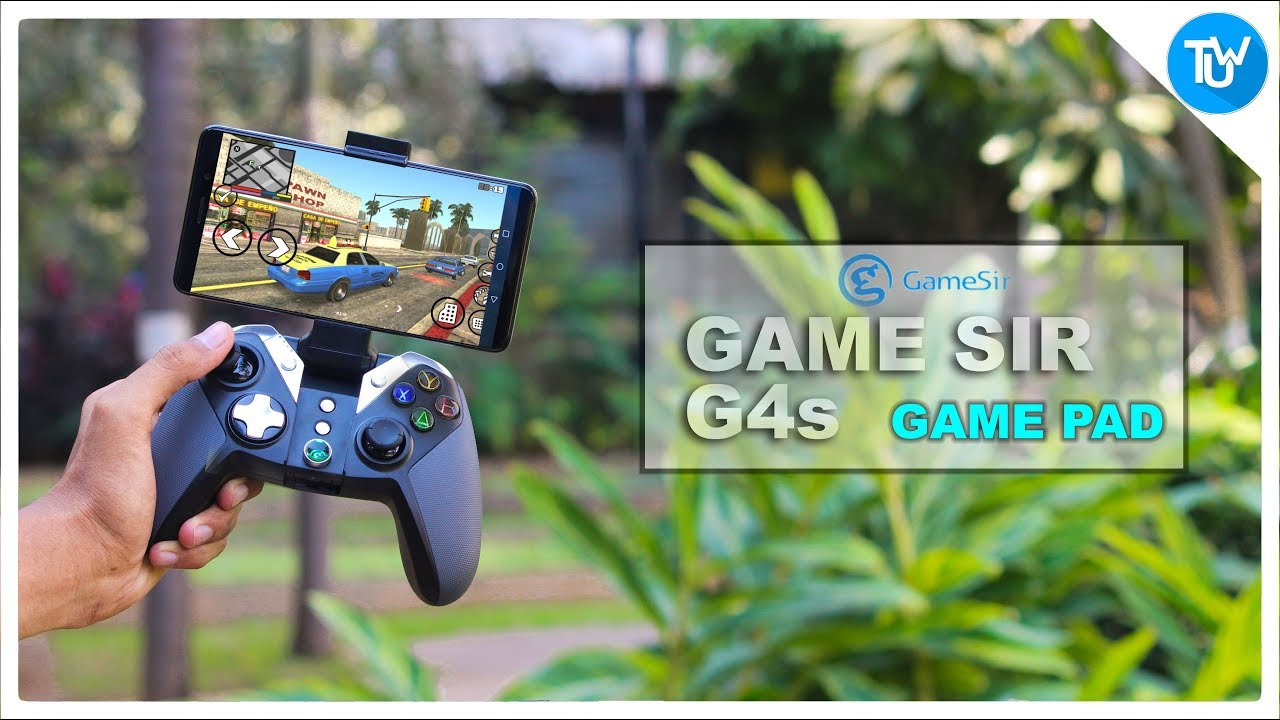 GAME PAD FOR ANDROID / IOS / WINDOWS / PS4 AND ALL DEVICES .