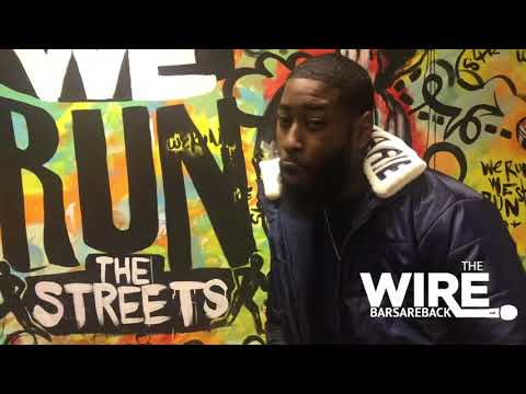 K DOT - BARS IS BACK EDITION INTERVIEW