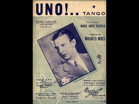 Uno - Tango -Tradicional - Karaoke