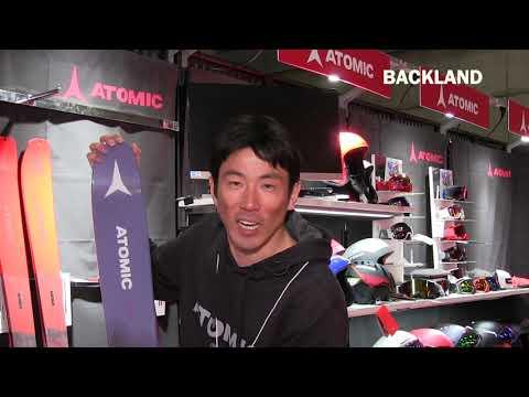 1920 ATOMICスキーを解説 パウダー系  | JAPAN SNOW EXPO 2019