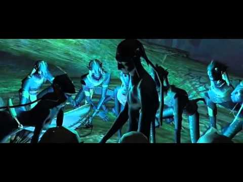 Avatar - The Dream Hunt*   Vision Quest in Avatar Movie - Deleted Scene