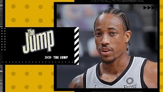 Marc J. Spears gives insight into how the Chicago Bulls signed DeMar DeRozan