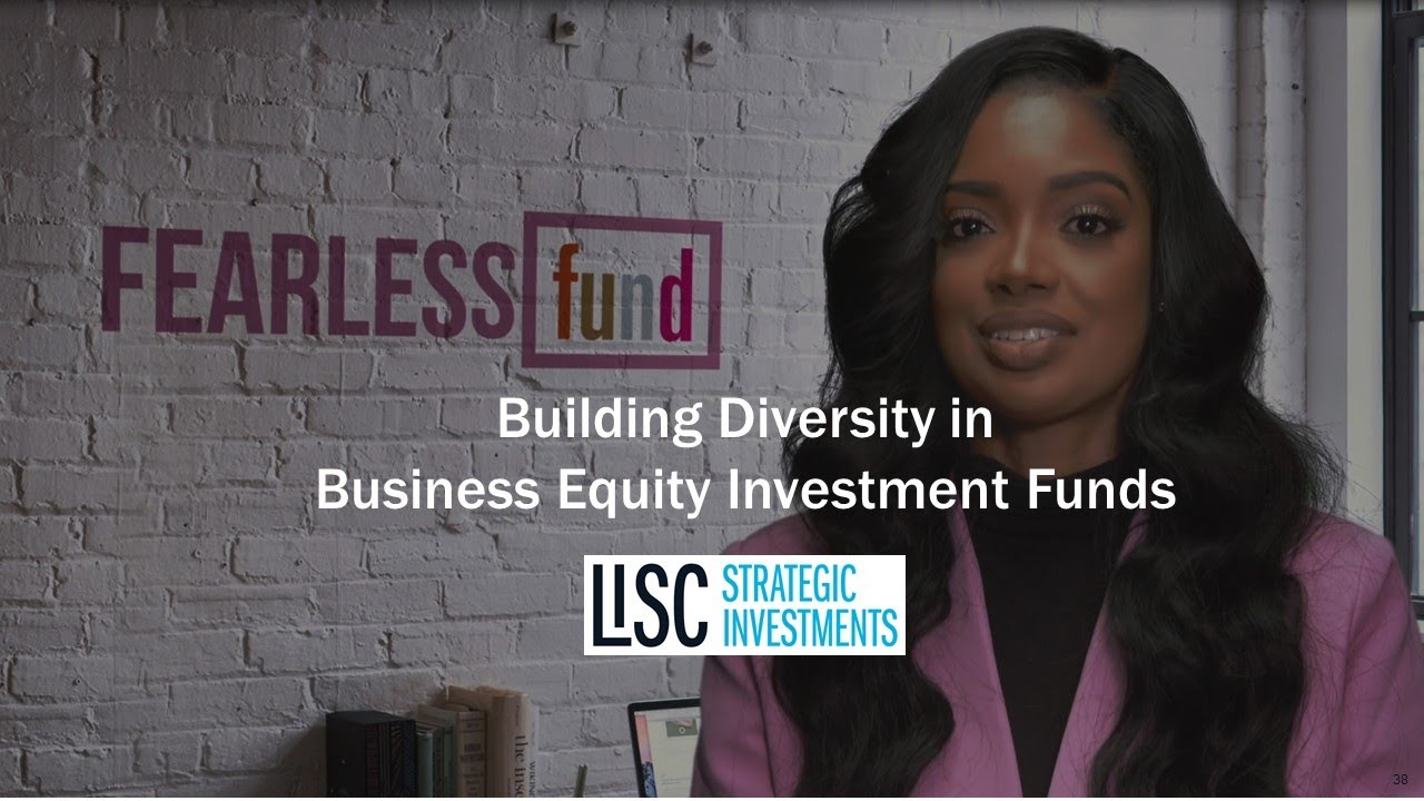 LISC Venture Investments highlights the Fearless Fund