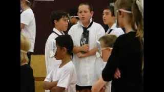 Cloverlea School Rm 1 Fox Parady