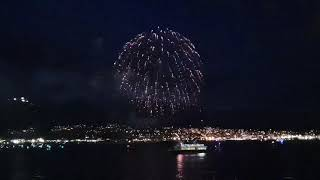 Canada Day Fireworks Vancouver 2019