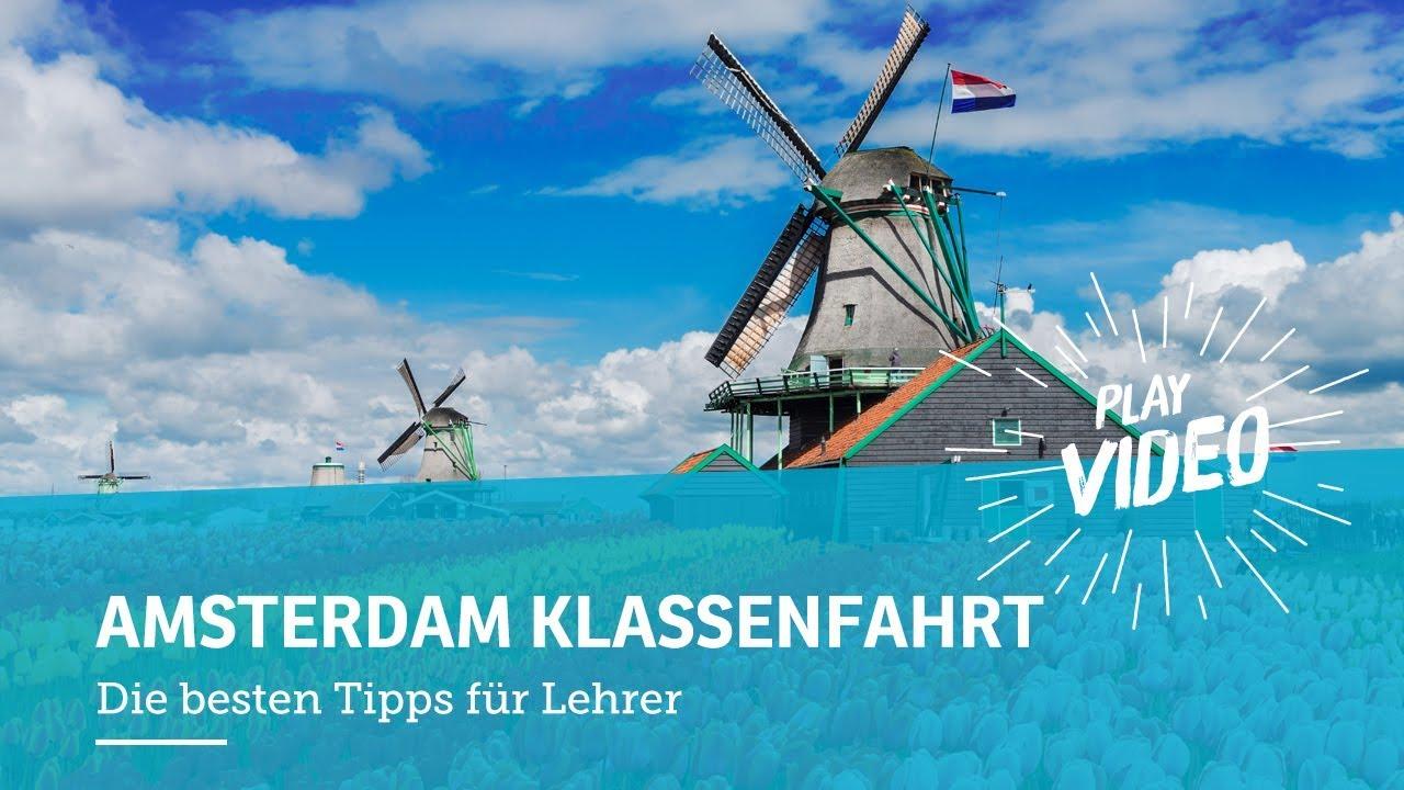 Klassenfahrt Nach Amsterdam